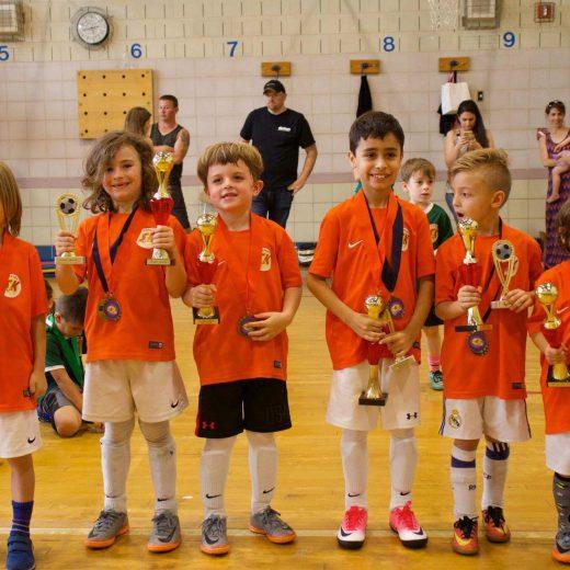 Soccer tournament u6&u8 2017-03