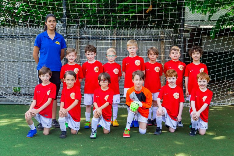 Super Kickers Advanced Soccer League 12