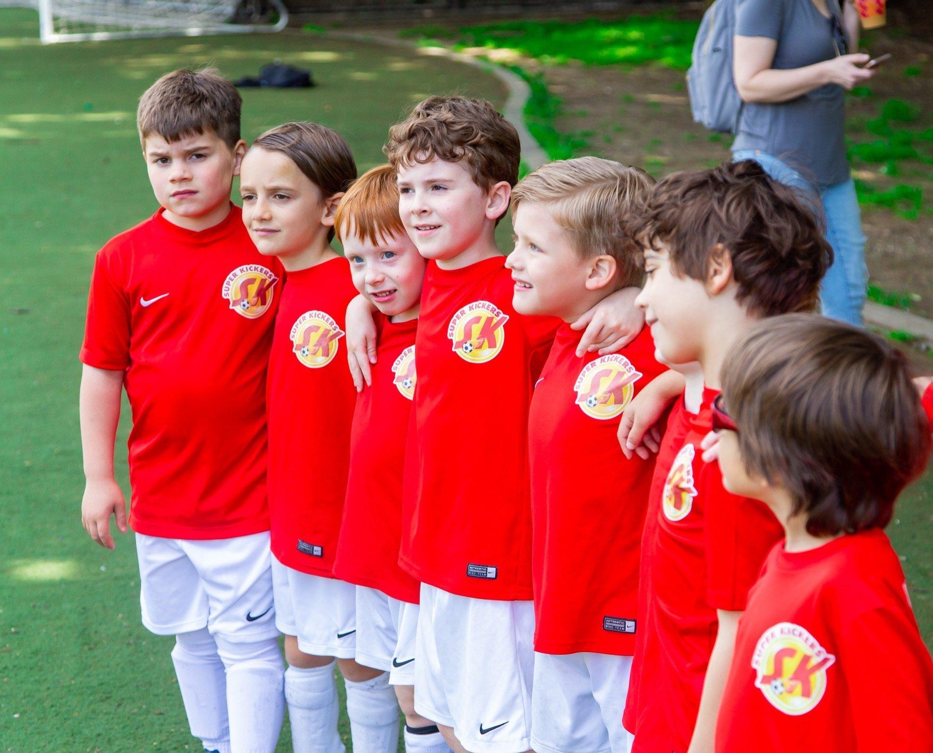 Super Kickers Advanced Soccer League 13