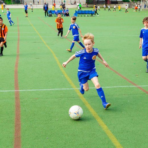 Super Kickers Advanced Soccer League 3