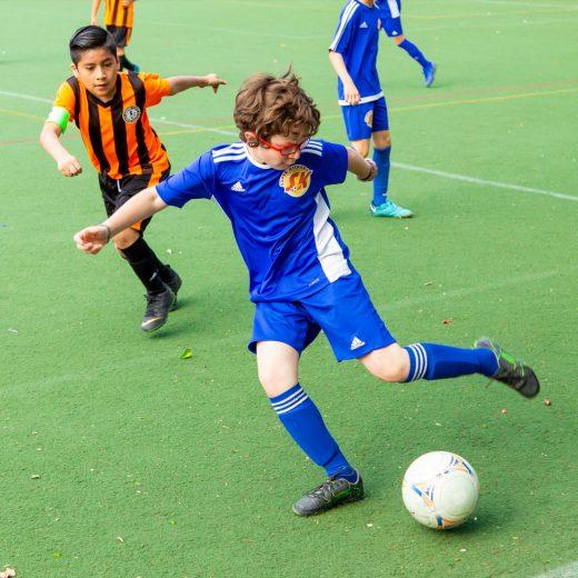 Super Kickers Advanced Soccer League 4