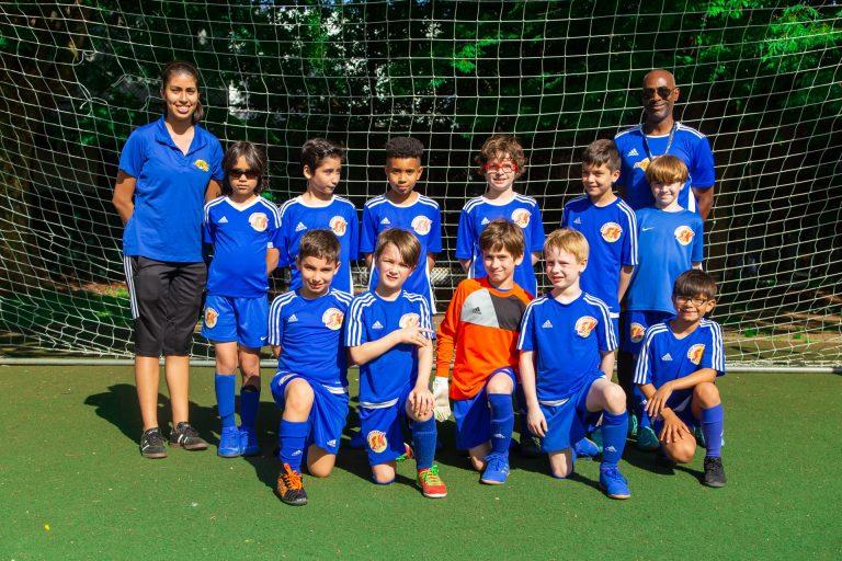 Super Kickers Advanced Soccer League 6