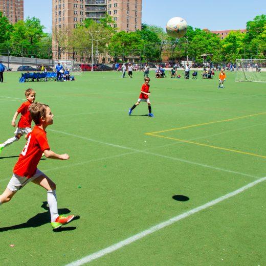 Super Kickers Soccer Clinic