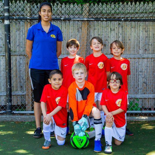 Super Kickers Advanced Soccer League 15